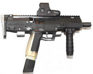 Call of Duty Modern Warfare 3 Sub-Machine gun information